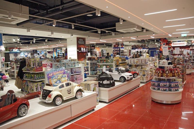 玩具商店 库存照片