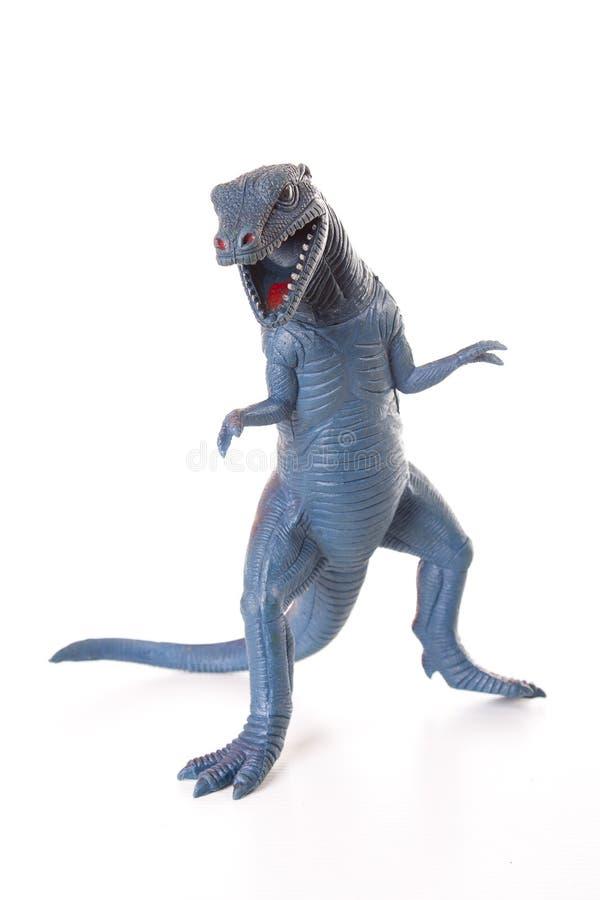 玩具恐龙 免版税库存照片