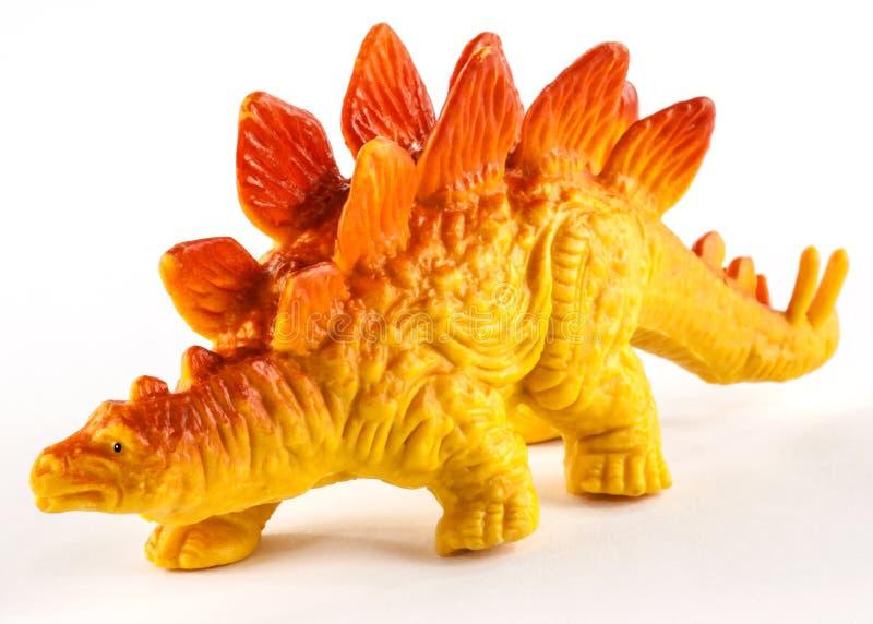 玩具恐龙 库存图片