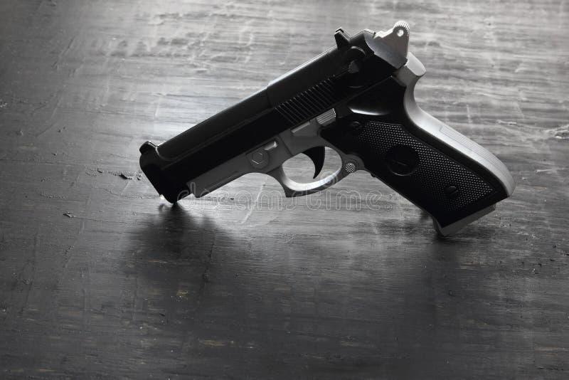 玩具手枪 免版税库存图片