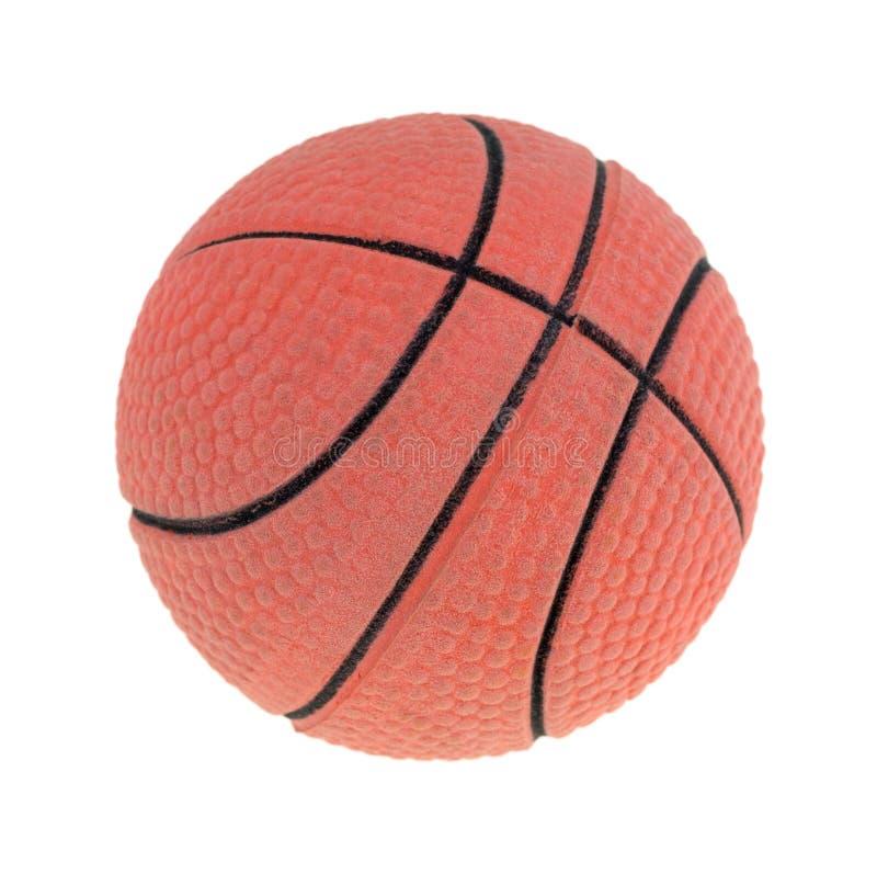 玩具篮球 免版税库存图片