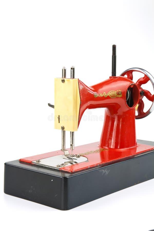 玩具缝纫机 库存照片