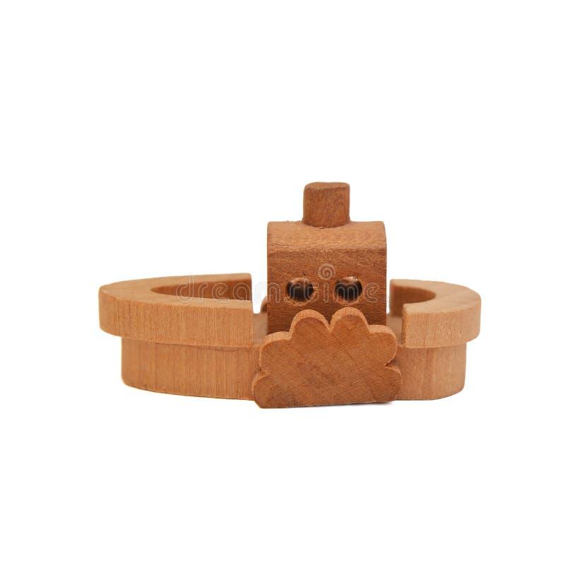 玩具船 免版税库存图片