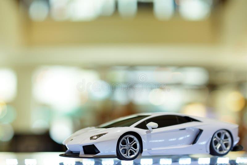 玩具Lamborghini 免版税图库摄影