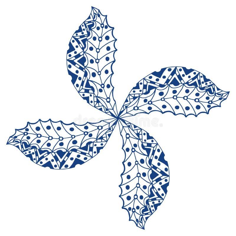 Download 玫瑰华饰装饰品 向量例证. 插画 包括有 聚会所, 装饰, 花卉, 印度, 蓝色, 卷曲, 减速火箭, 种族 - 59101221