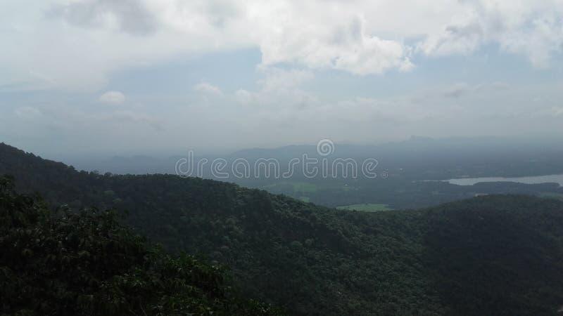 环境斯里兰卡 免版税库存照片