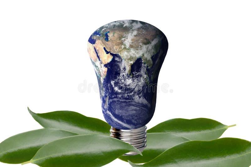 环境绿色回收 向量例证