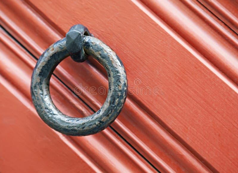 环形的通道门环 免版税库存照片