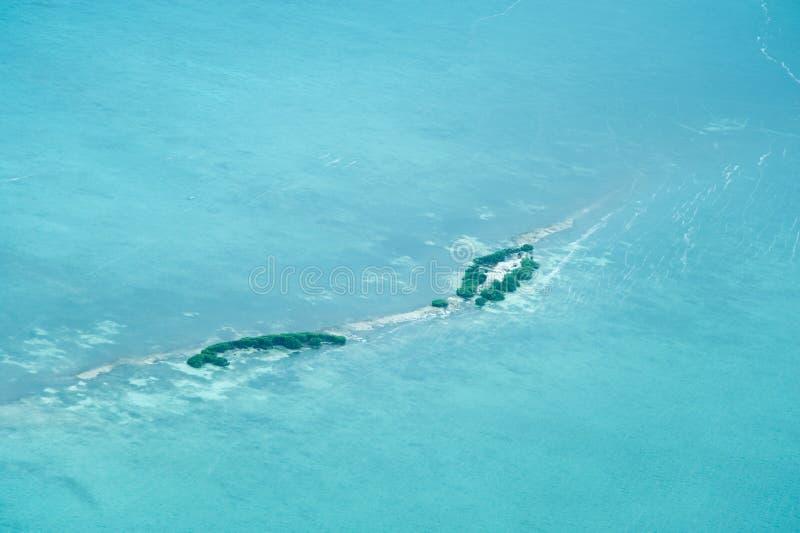 环礁 免版税库存照片