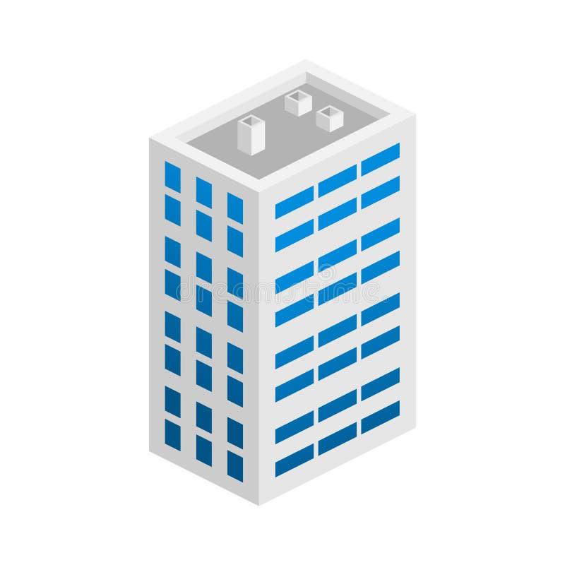 现代办公室等量,适用于图、Infographics、例证和其他图表 皇族释放例证