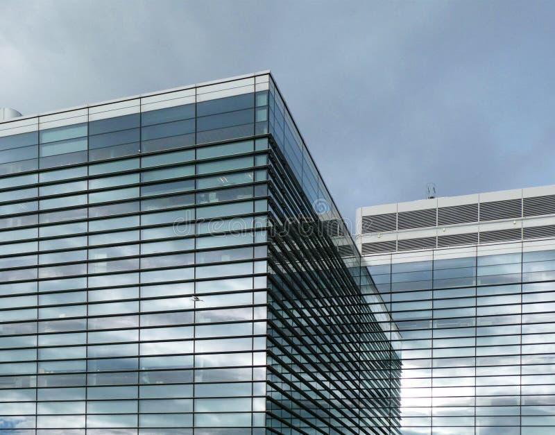 现代商业大厦 库存图片