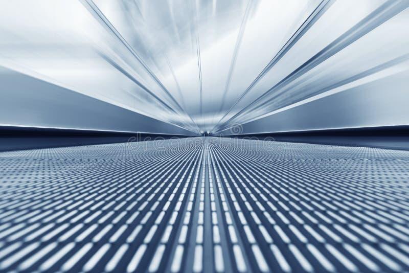 现代抽象背景的大厦 库存照片