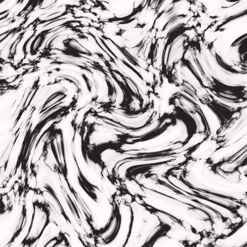 现代液体背景 免版税库存照片