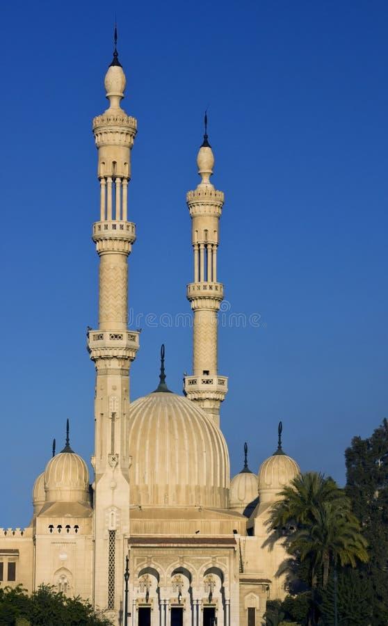 现代清真寺 库存图片