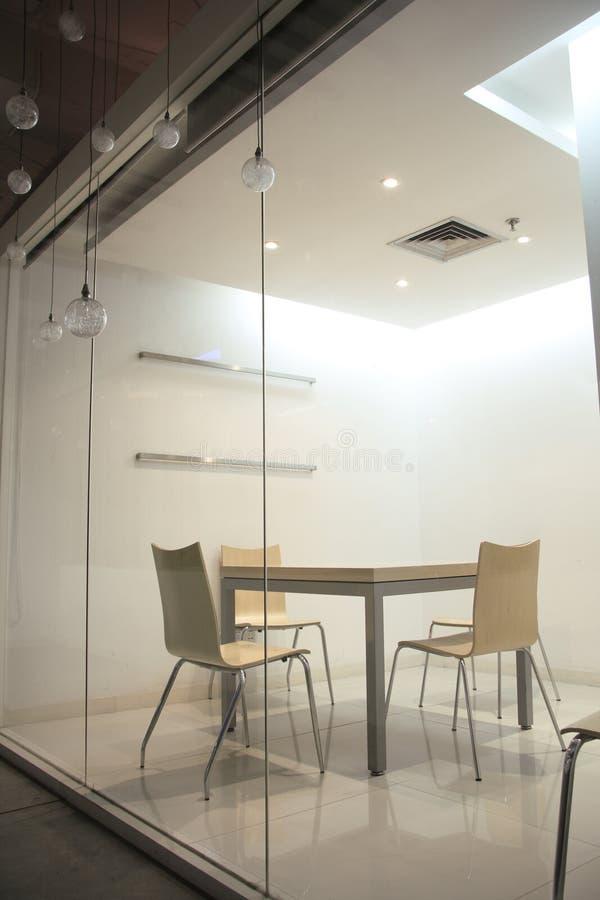 现代的会议室 图库摄影