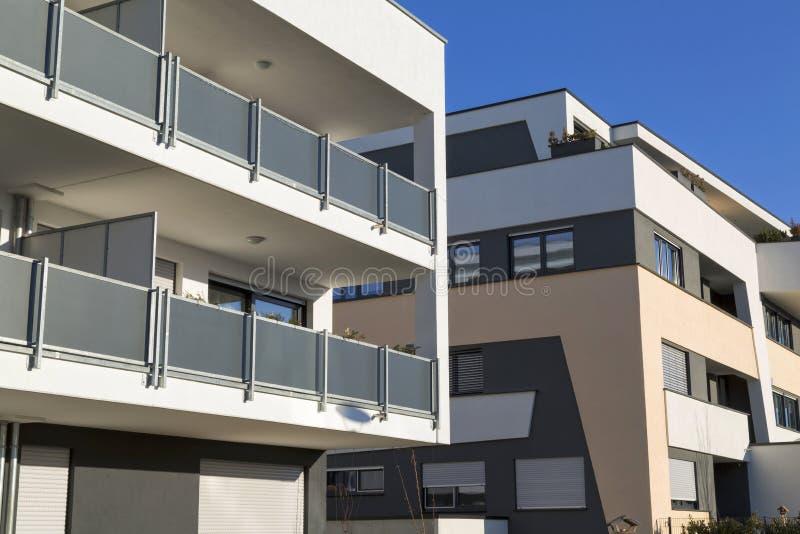 现代的公寓 图库摄影