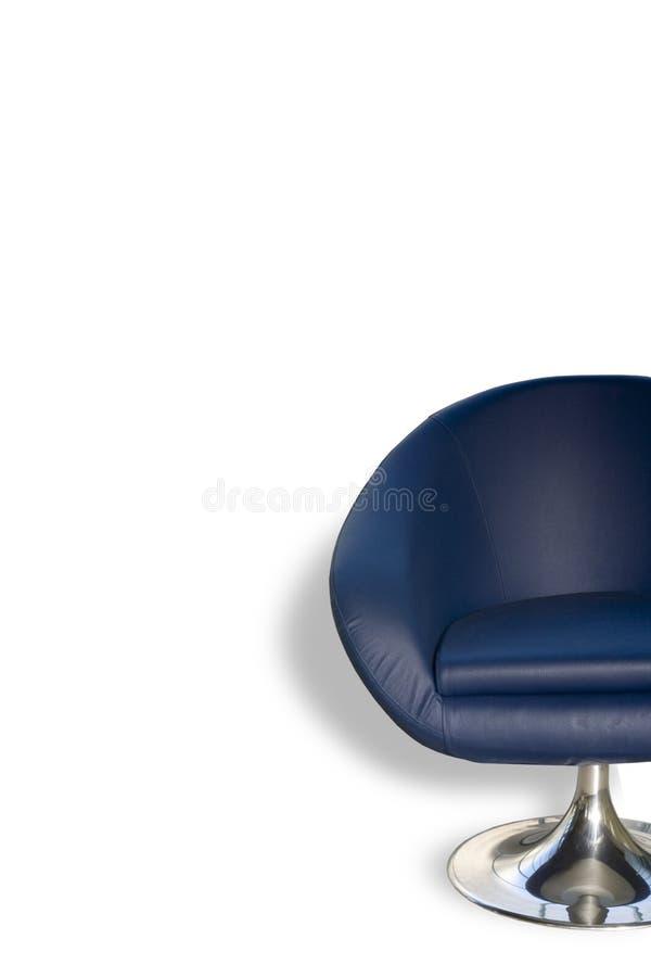 现代的扶手椅子 免版税库存照片