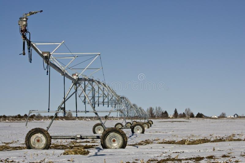 现代的灌溉更多投资组合系统 免版税图库摄影