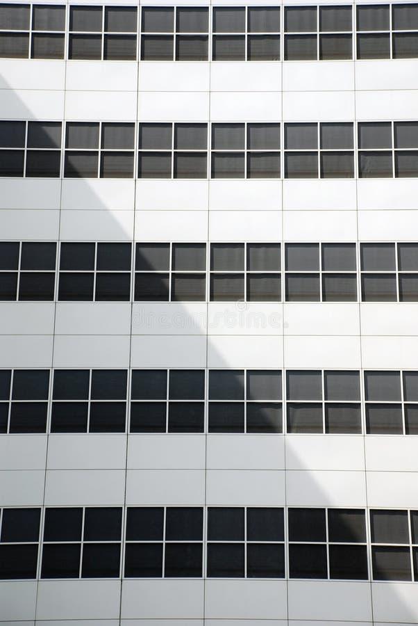 现代的结构 免版税库存照片