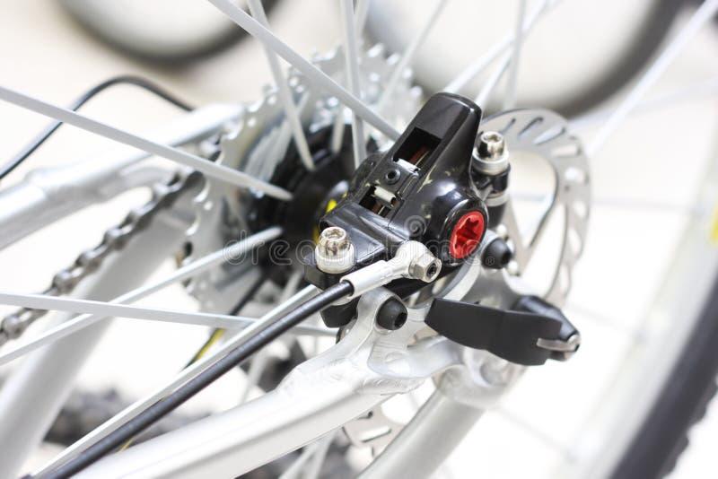 现代的自行车 免版税库存图片