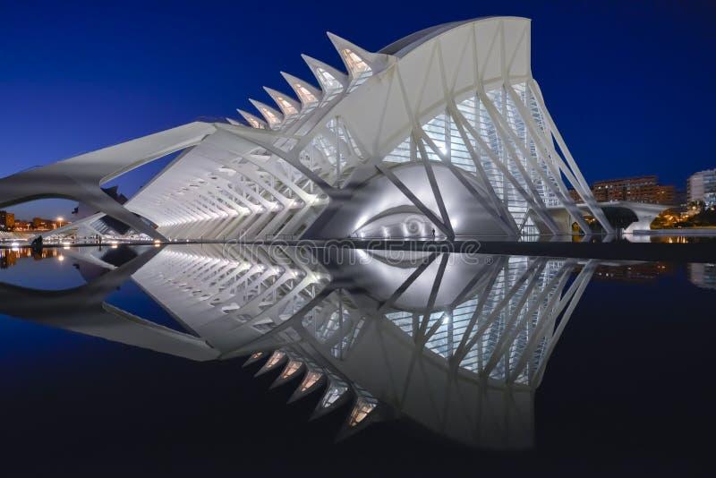 现代结构 图库摄影