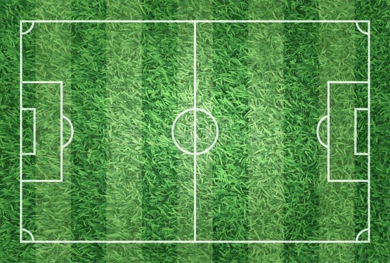 现实例证橄榄球或足球场有草皮纹理背景 国际世界冠军tourname的图象 皇族释放例证