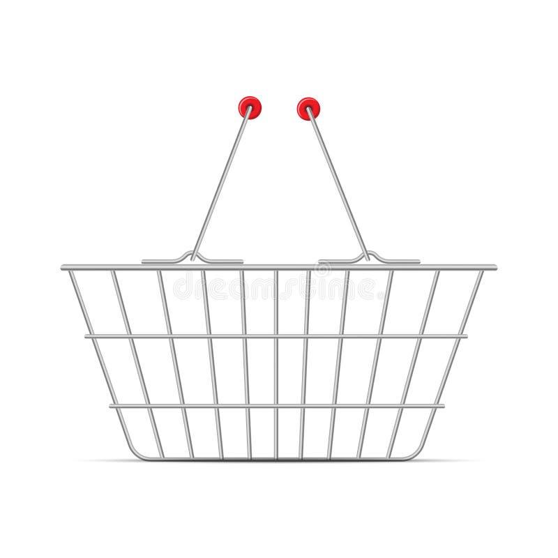 现实购物的市场袋子 ?? 向量例证