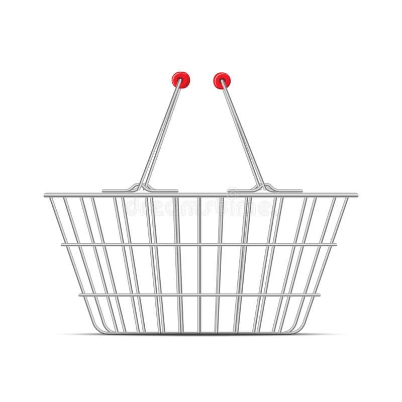 现实购物的市场袋子 ?? 库存例证