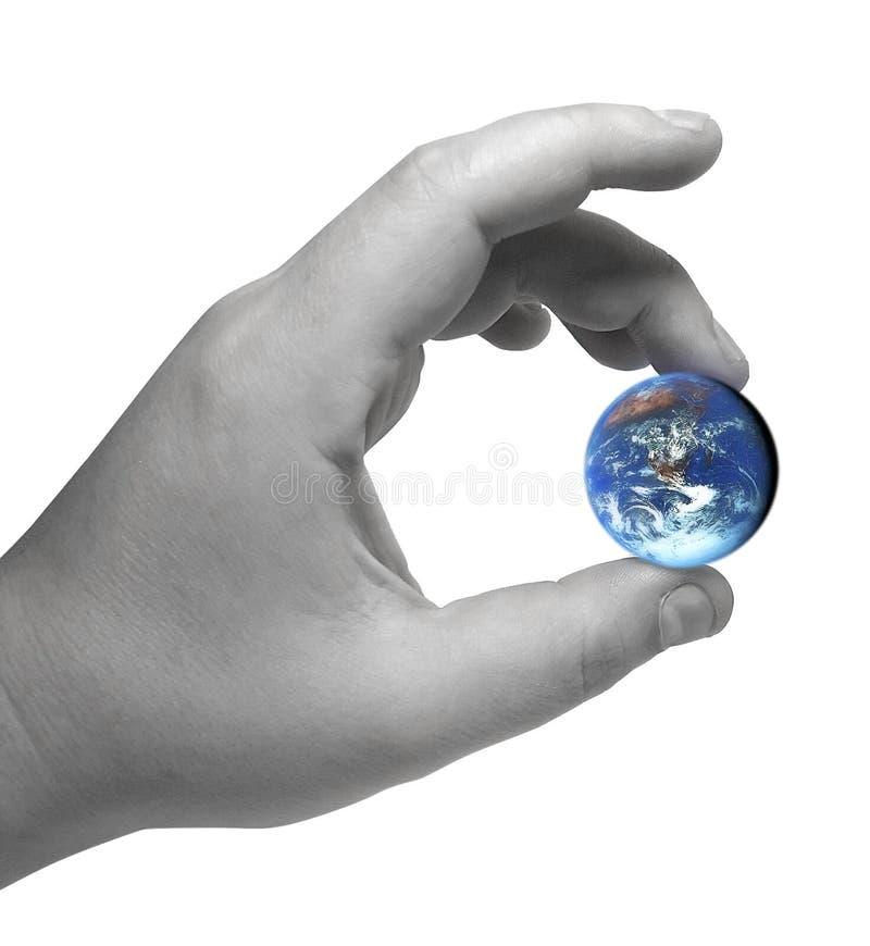 现有量世界 免版税图库摄影