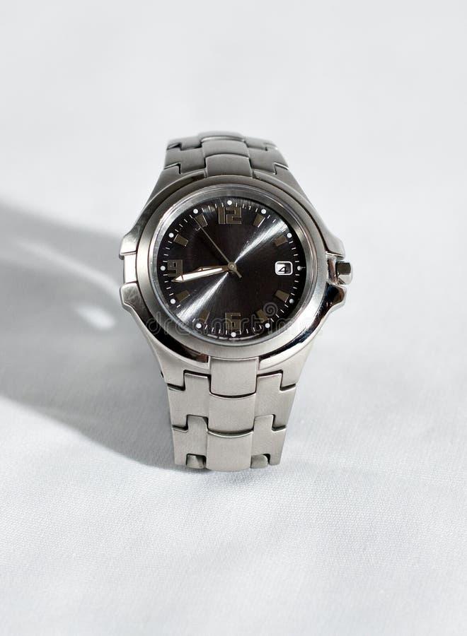 现有量手表 免版税图库摄影