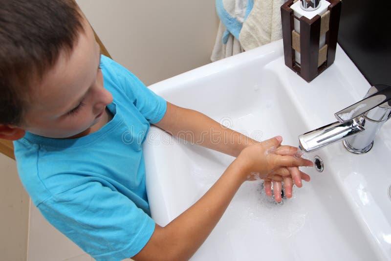 现有量洗涤物 免版税图库摄影