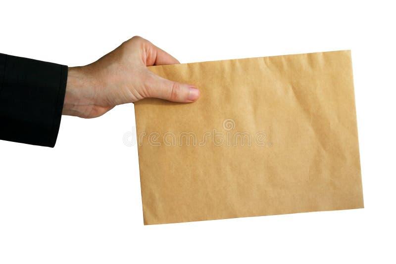 现有量邮件 免版税库存图片