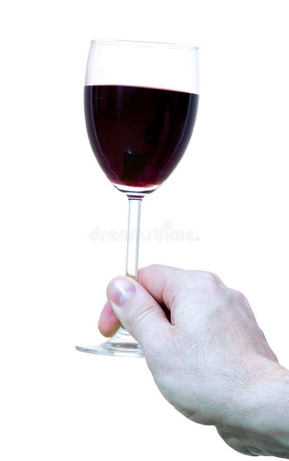 现有量酒 免版税库存图片