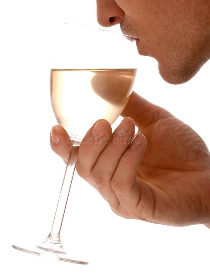 现有量酒 免版税库存照片