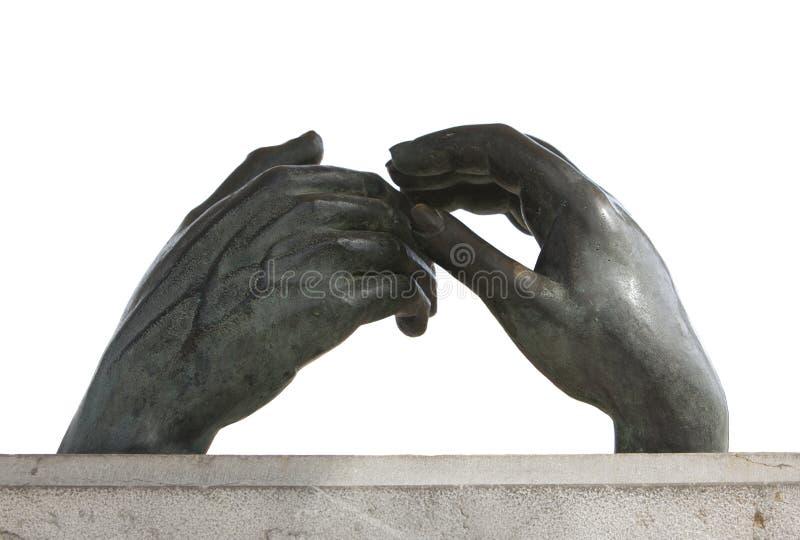 现有量雕刻涉及二 库存图片