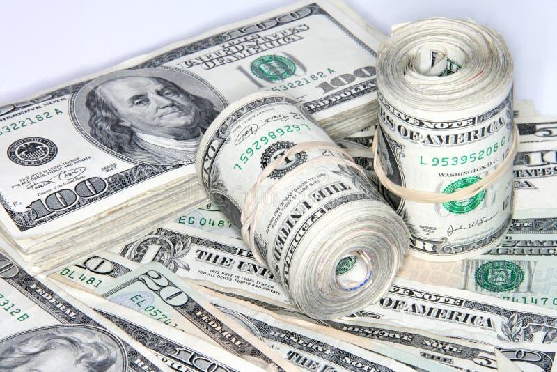 现金 免版税图库摄影