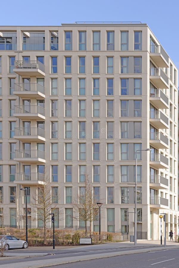 现代公寓builldings 图库摄影