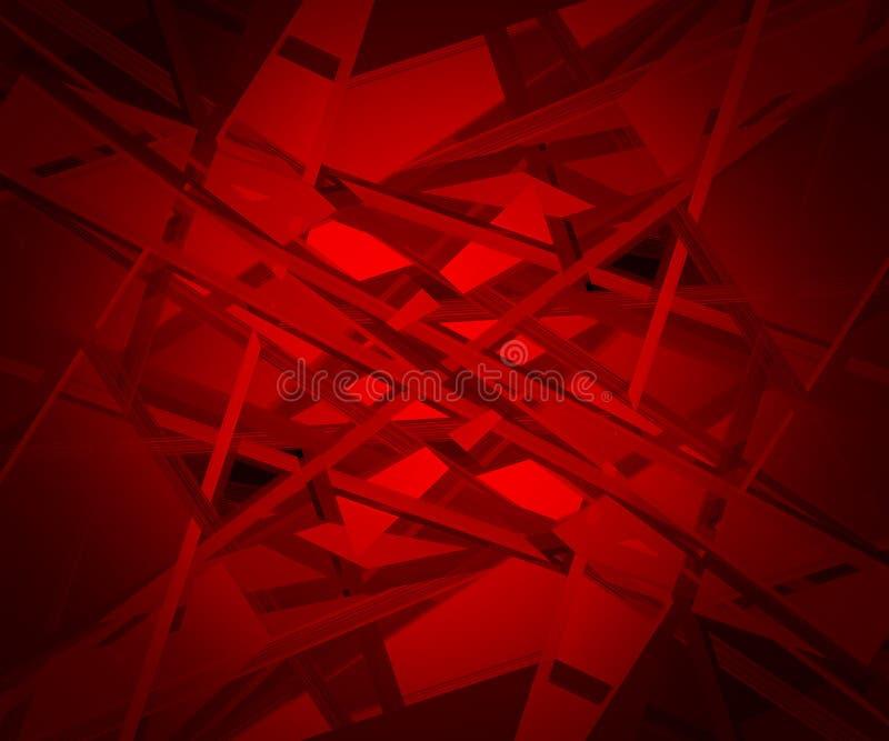 现代抽象的背景 库存图片