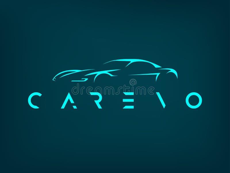 现代汽车商标传染媒介例证 向量例证