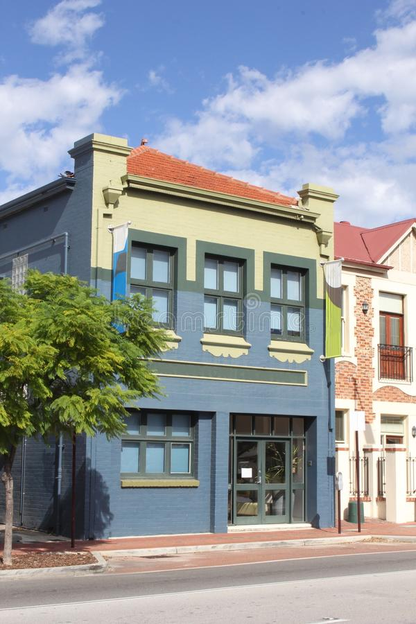 现代澳大利亚房子 库存照片