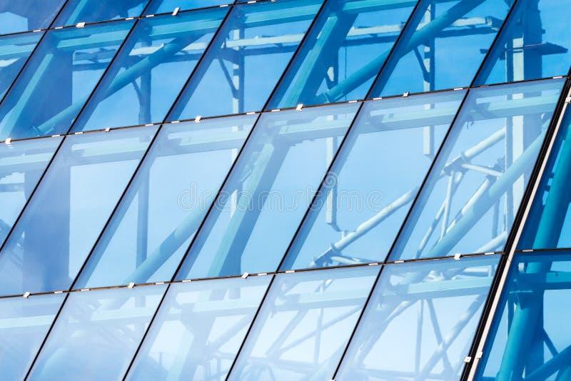 现代大厦外部 库存图片