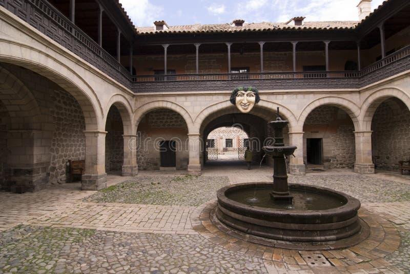 玻利维亚造币厂的国民 图库摄影