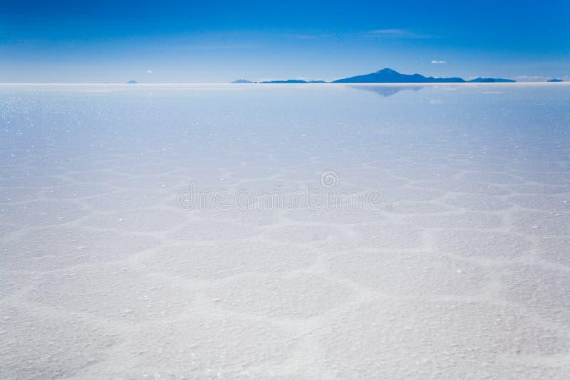 玻利维亚de撒拉尔uyuni 库存照片