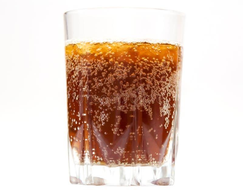 玻璃冰俄国啤酒 库存照片