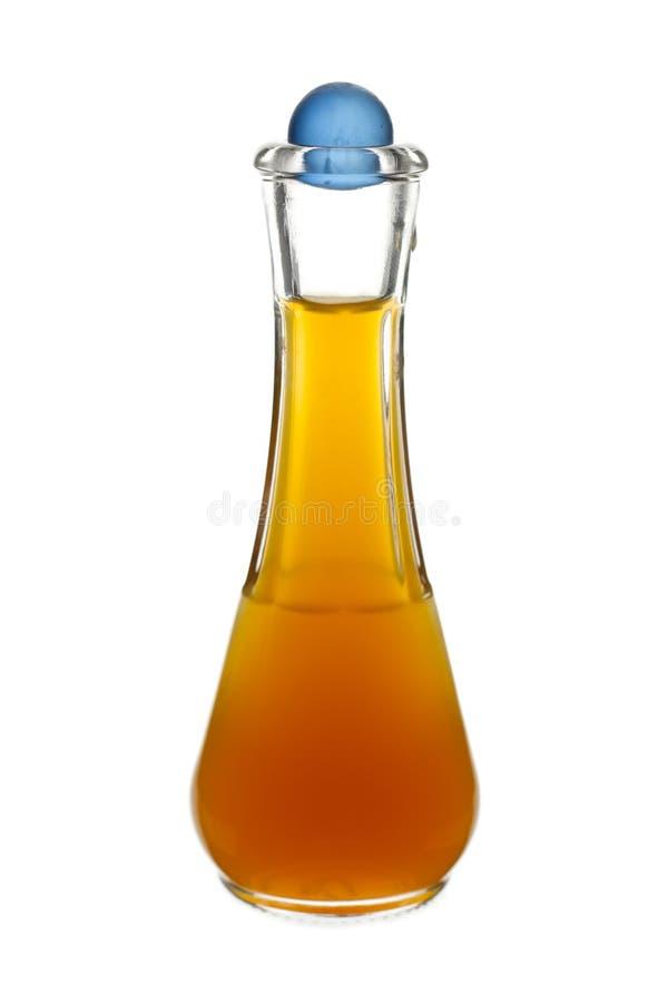 玻璃器皿实验室 免版税库存照片