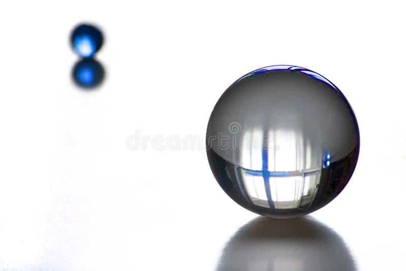 玻璃对象 免版税图库摄影