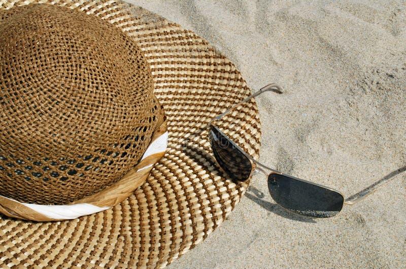 玻璃帽子星期日 库存照片