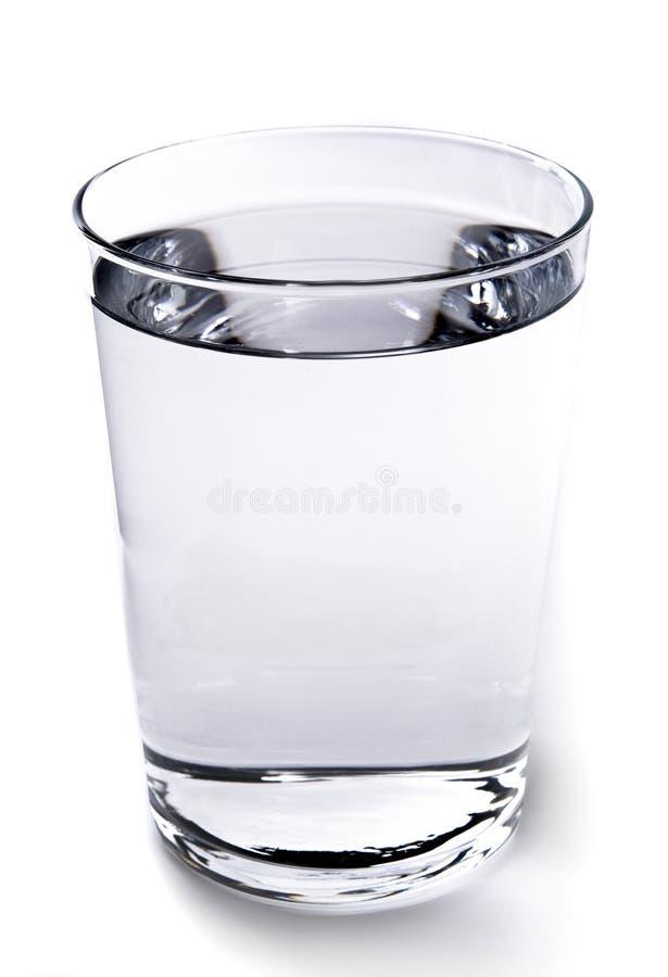玻璃水 免版税图库摄影