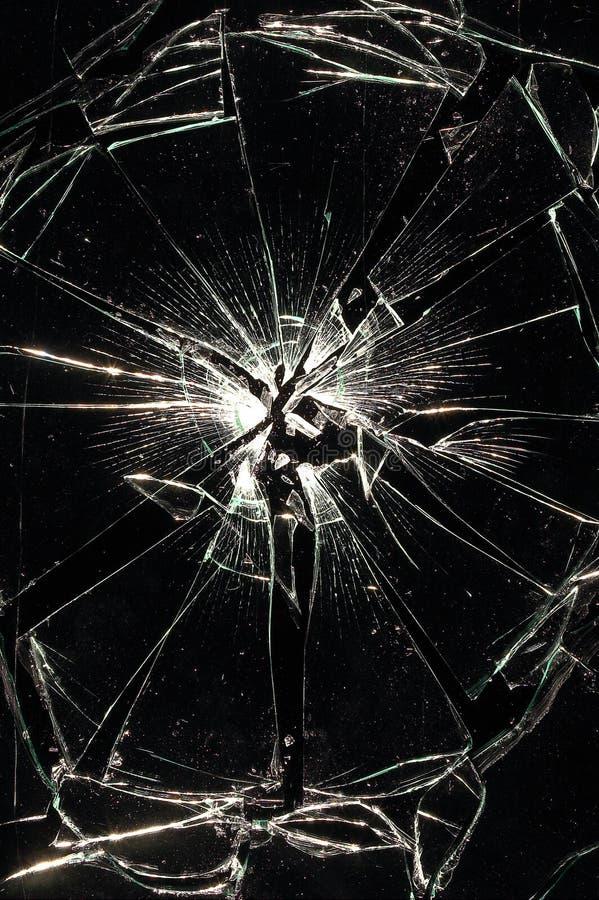 玻璃消散 免版税图库摄影