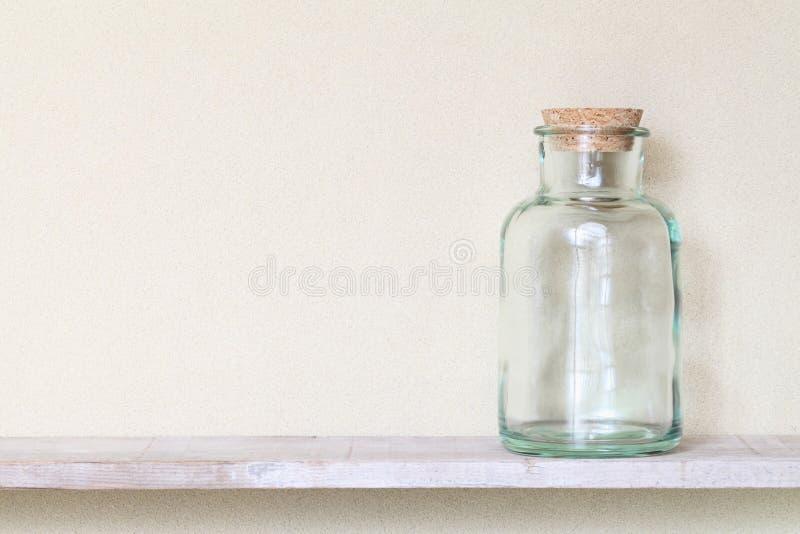 玻璃瓶 免版税库存照片